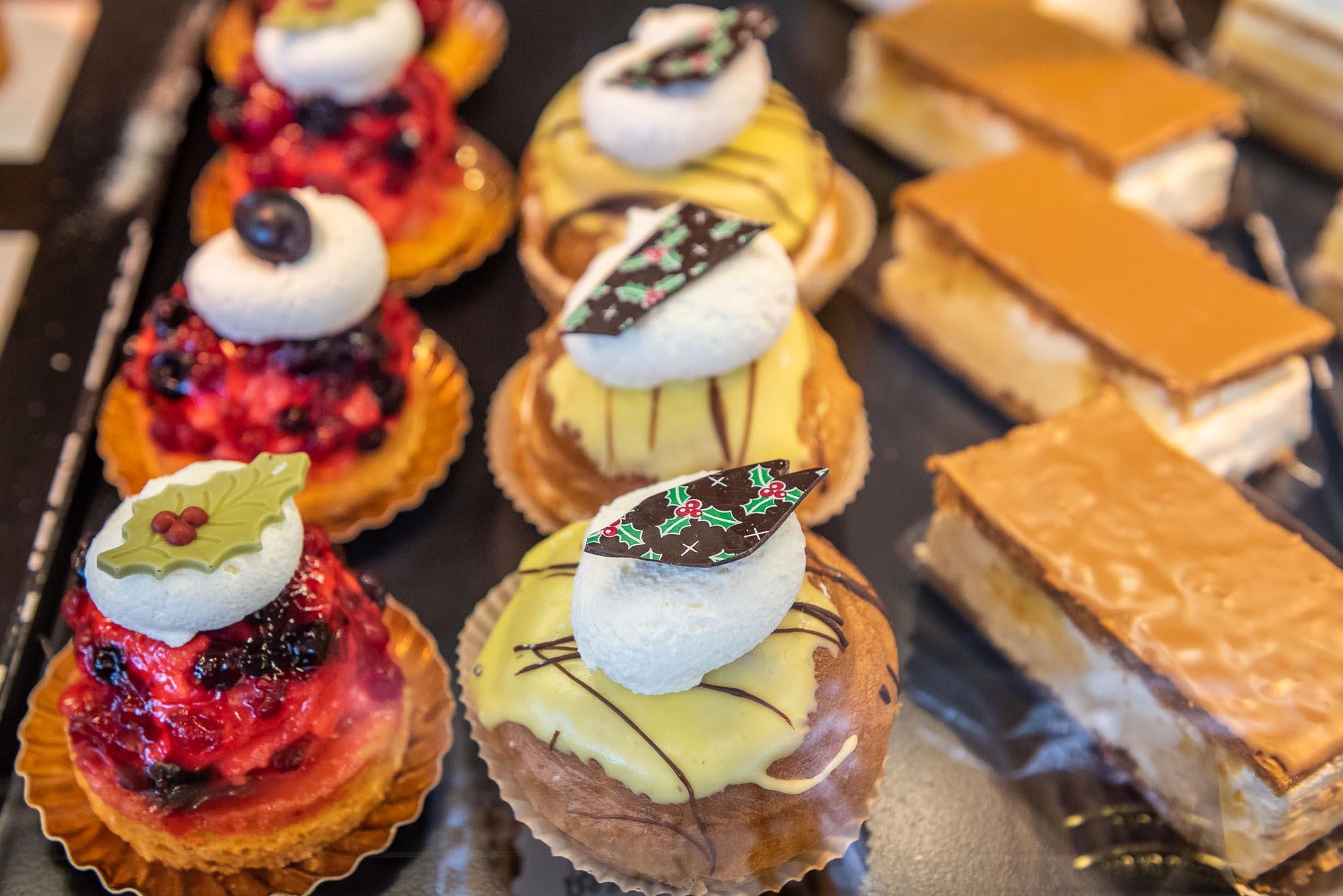 cupcakes en heerlijke versnaperingen voor uw feest
